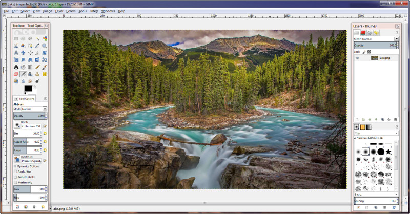 6 best free cost effective graphic design software Open source graphics software