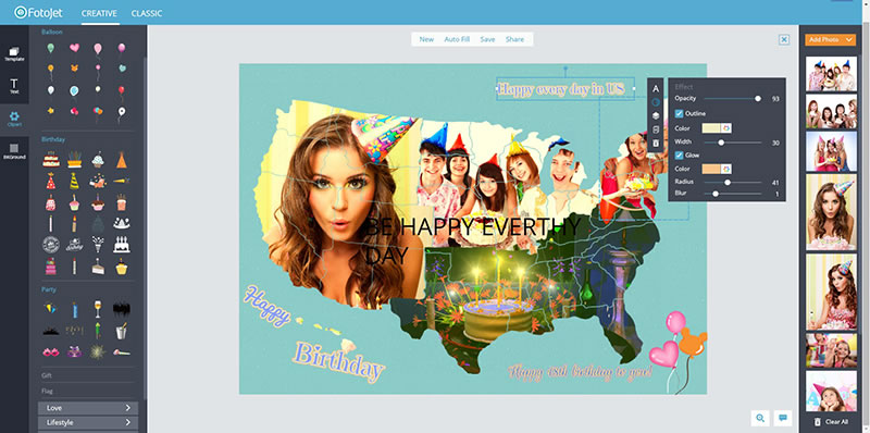 To make a birthday card online how to make a birthday card online bookmarktalkfo Images
