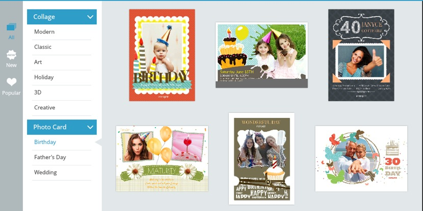choose a birthday invitation template