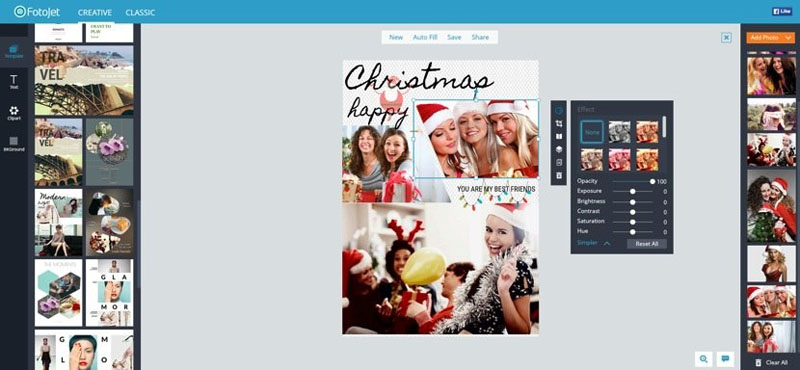 simple and great christmas collage ideas you may want to know