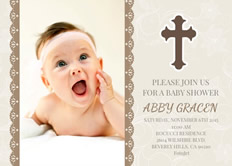 baby shower invitation for boy