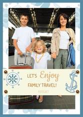 Family travel card