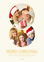 christmas photo collage