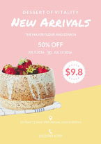 catering-new-arrivals poster