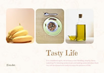 tasty life collage
