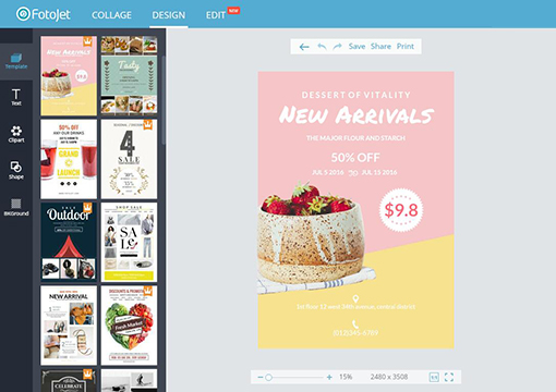 Advertising Posters - Design Your Own Advertisement Posters Online ...