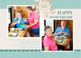 Anniversary Collage Maker Make Anniversary Photo Collages Online