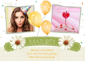 Birthday Collage Maker Online