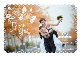 thank you cards make free printable thank you cards online fotojet