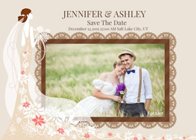 Wedding collage maker make wedding collages online fotojet save the date collage maxwellsz