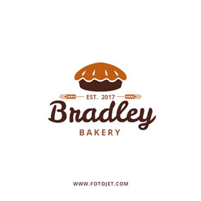 Design Your Bakery Logos Online for Free | FotoJet