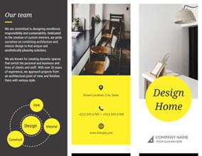 brochure maker free online brochure design fotojet
