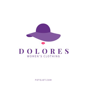 Design Your Fashion Logos Online for Free | FotoJet