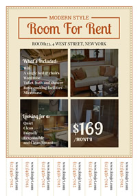 Renting flyer
