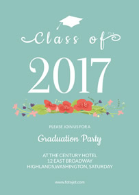 graduation invitation maker create your own graduation invitations