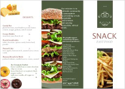 free menu maker custom menu design online fotojet