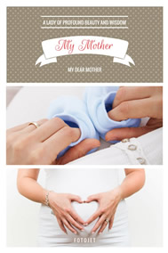Pinterest graphic for mom