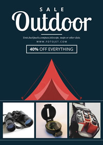 Clothing outdoor equipment sale