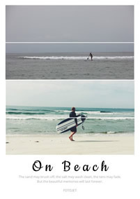 Surf collage