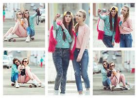 Best Friend Collage Maker Make Best Friend Collages Online Fotojet