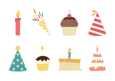 Birthday clipart images