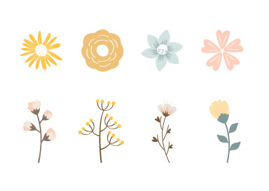 Flower clipart images