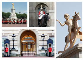 London photo grid