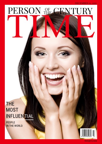 Person of the Century Time Magazine Cover