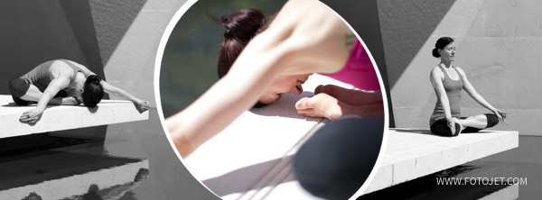 Yoga Facebook Cover Photo Template