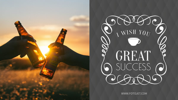 Great Success Google Plus Cover Photo Template
