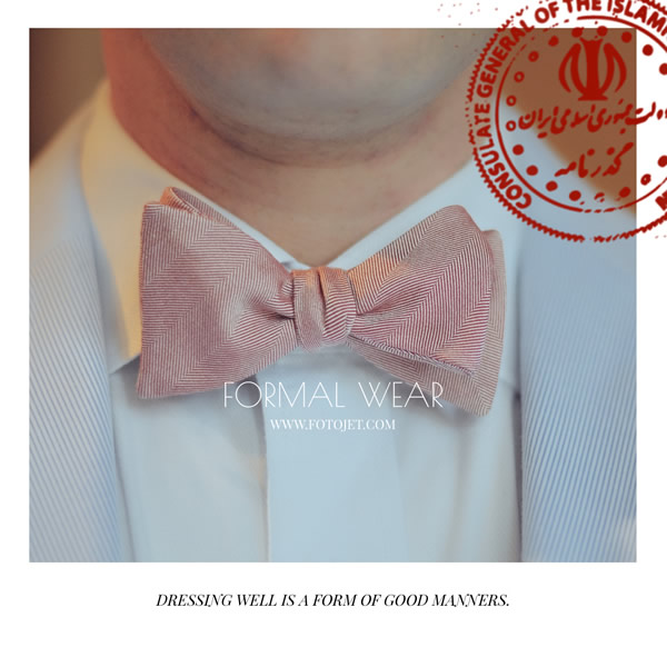 Formal Wear Instagram Post Template